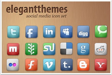 How to Add Social Media Icons to Your Website - The Self Publishing Toolkit