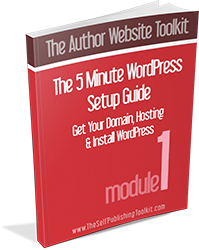 Download Module 1 The 5 Minute WordPress Setup Guide